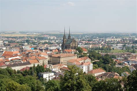 Mid Century Architecture Brno Travel Guide At Wikivoyage