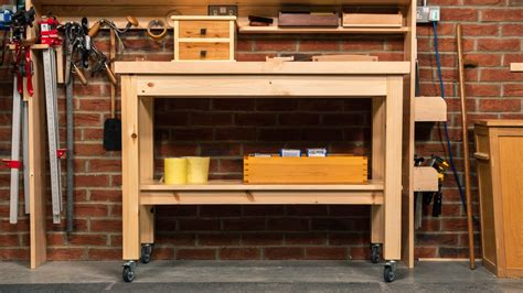 moving workshop table woodworking masterclasses
