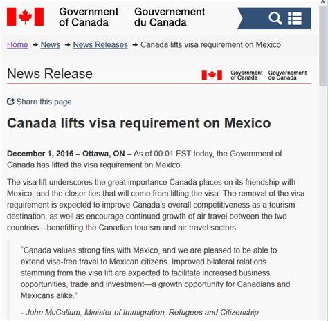 ejemplo de carta para visa canadiense cr 243 nicas de muppetlandia mensaje para los mexicanos que