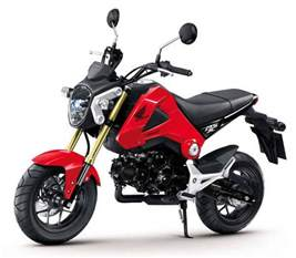 Honda Grom Harga 2014 Honda Grom 125 Picture 509657 Motorcycle Review