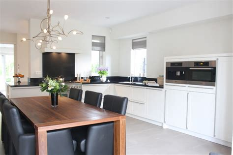 Kitchen Lighting Houzz My Houzz Modern Meets Traditional In The Netherlands Contemporary Kitchen Amsterdam By