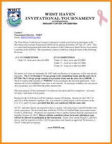 12 invitation letter formal mystock clerk