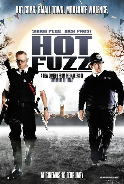 film hot fuzz hot fuzz movie poster 2 of 7 imp awards