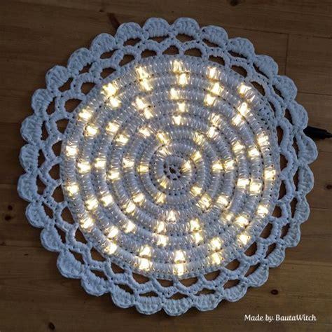 crochet rope light rug lysande matta made by bautawitch crochet 1