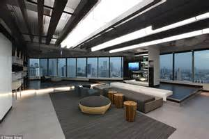 High Seating Sofas Inside The World S Most Futuristic Offices Daily Mail Online
