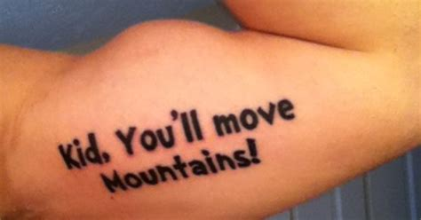 oh the places you ll go tattoo dr seuss oh the places you ll go your mountain is