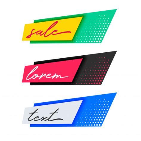 fashion banner vectors   psd files