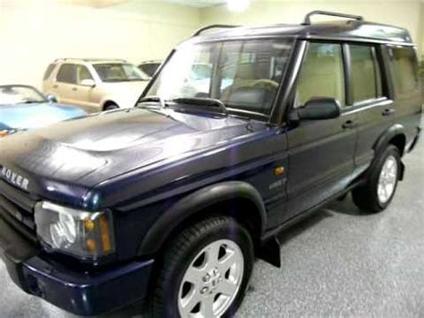 2003 land rover discovery mpg 2003 land rover discovery hse7 mpg