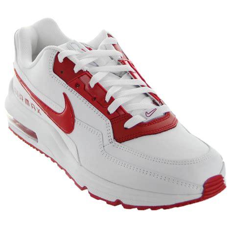 mens nike running shoes size 8 5 nike air max ltd 3 mens 687977 160 white athletic