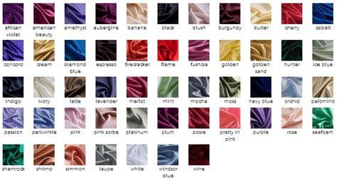 different types of fabrics fabric instylefabrics