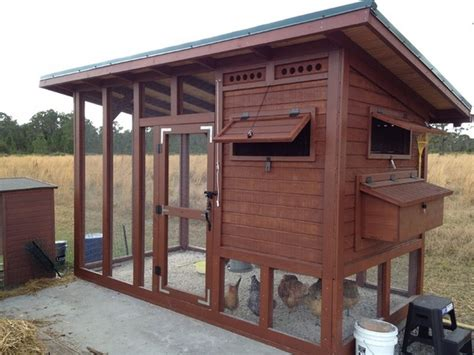 Diy Backyard Chicken Coop by Chicken Coop Projects The Owner Builder Network
