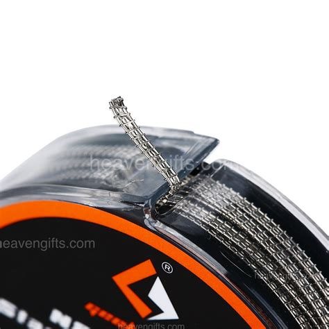 Twisted Wire Nichrome 80 26x2 10ft geekvape n80 framed staple twisted wire 26gax2 twisted 26gax2 32ga