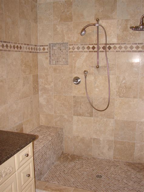 Bathroom Tile Shower Designs Home Design Living Room Bathroom Shower Designs