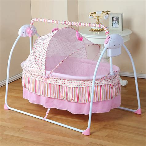 baby rocking bed aliexpress com buy fashion electric baby crib baby