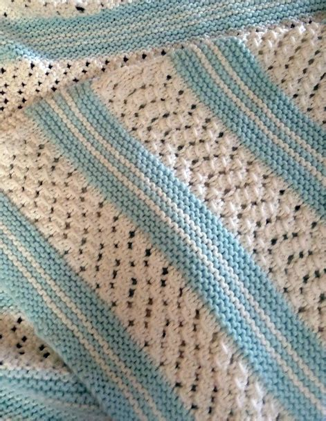 knitting stripes in the knit striped baby blanket www pixshark images