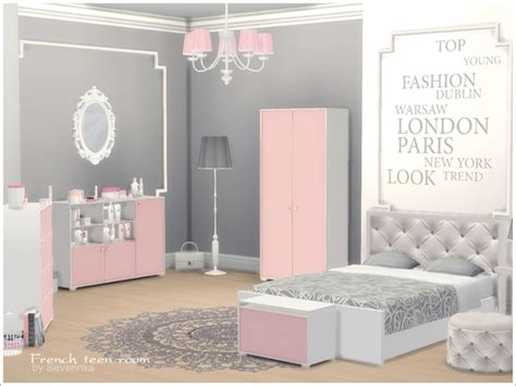 bedroom objects in french severinka s french teen room