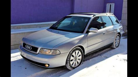 Audi B4 by Audi A4 B4 1 9tdi 110hp 2001