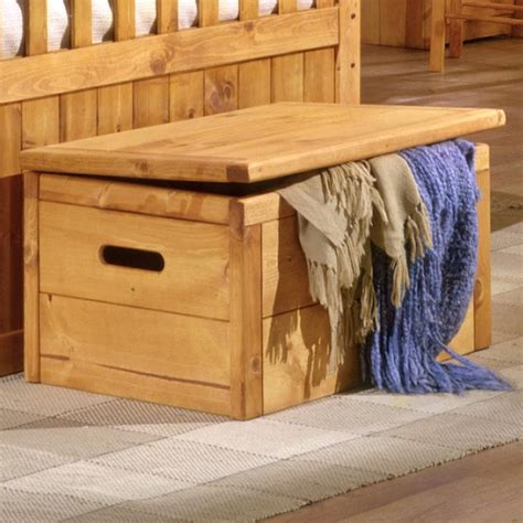 Tibia Top Handle M Cedar Wood trendwood bunkhouse 4783ci chest with hinge top and handles v schultz furniture