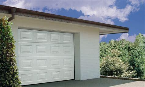 les portes de garage sectionnelles plafond comptoir des bois