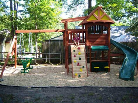 big backyard swing sets backyard swing plans walsall