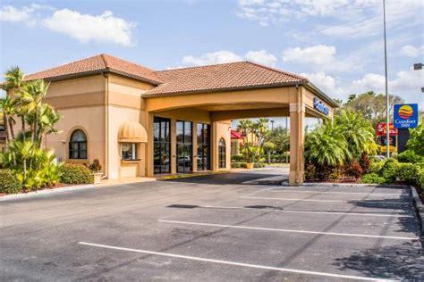 comfort inn sun city center fl hotel reviews