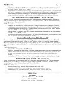 coo chief operating officer resume
