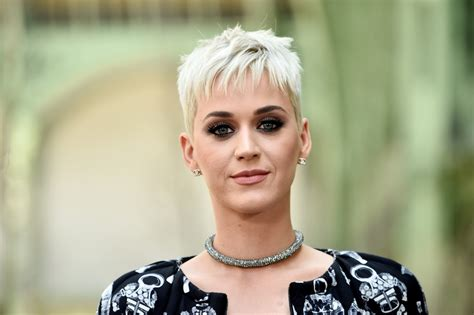 katy perry short hairstyles lookbook stylebistro