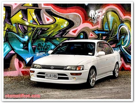 Harga Fx Gt 10 gambar modifikasi mobil sedan toyota great corolla paling