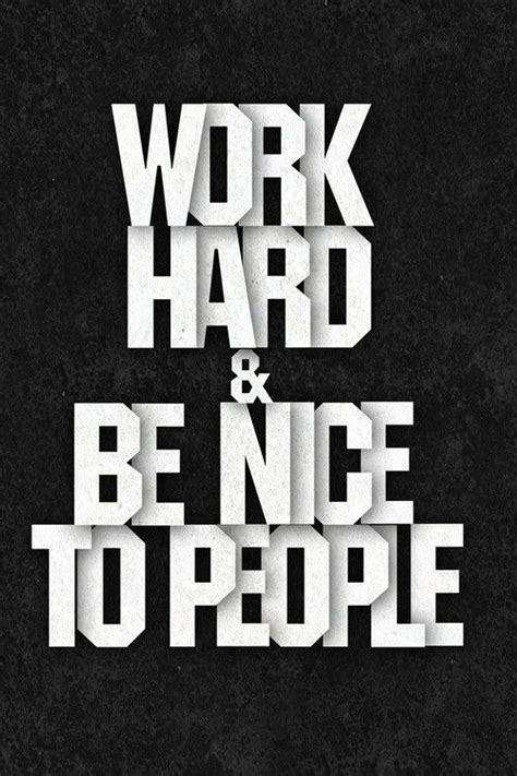 wallpaper iphone 6 gym work hard and be nice to people picture quotes