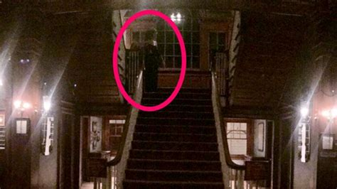 stanley today ghostly image captured at the stanley hotel the
