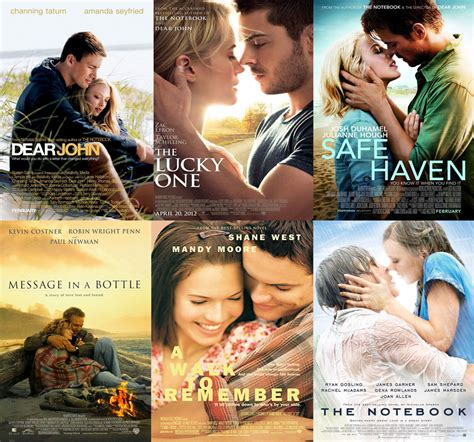 the sexual spark books nicholas sparks limited edition dvd collection arrives