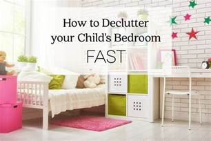 how to declutter bedroom how to declutter your child s bedroom fast