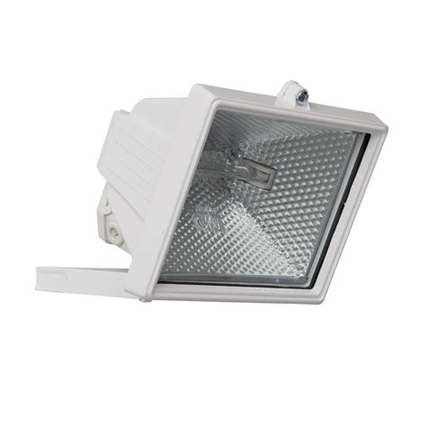 Outdoor Security Lights Uk Outdoor Security Floodlight 500w White From Litecraft