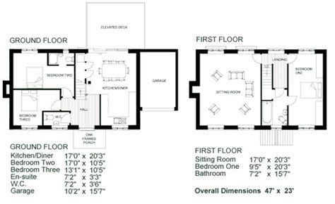 Affordable 2 Floor Minimalist Home Plans Ideas 4 Home Ideas House Floor Plans For 2