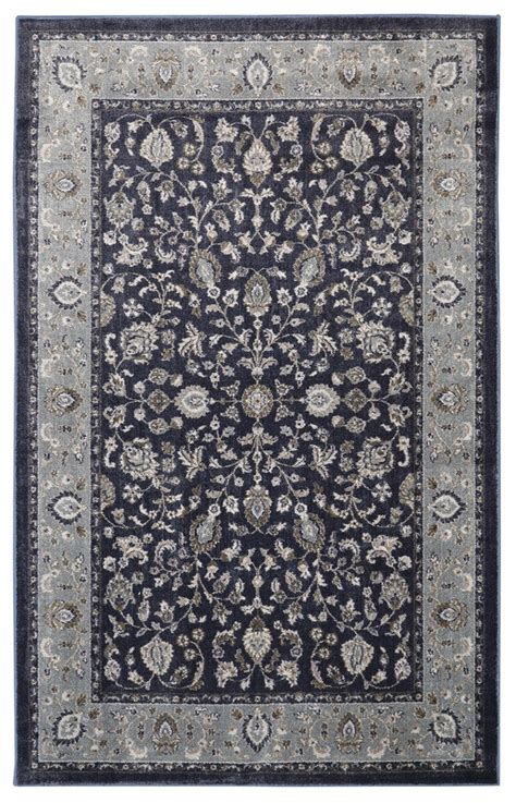 mohawk home area rugs francheska blue 8 x10