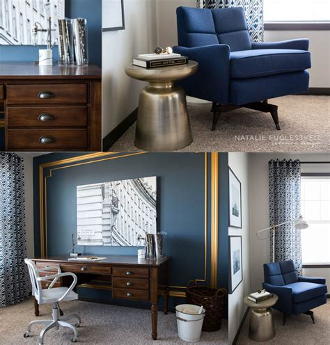traditional office loft by calgary interior designer