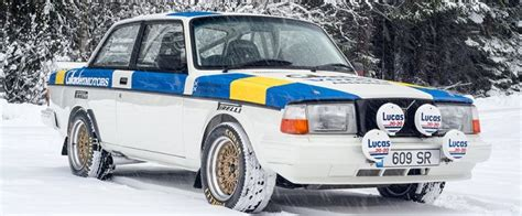 volvo 740 rally car should i get a volvo 240 to build as a n eventual rally car