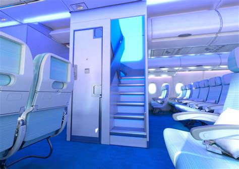 airbus a320 cabin airbus unveils higher capacity cabin enablers for a380