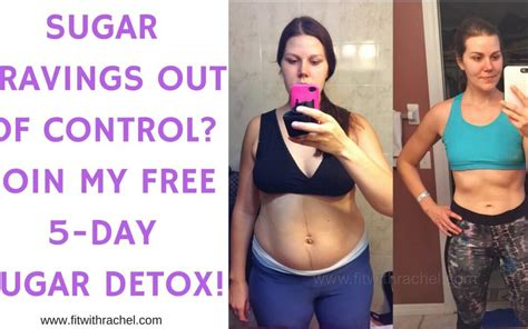 5 Day Sugar Detox by Join My Free 5 Day Sugar Detox Fit With
