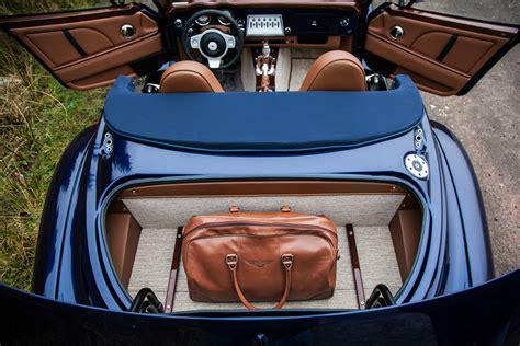 Standard Garage Size aero 8 morgan belgium