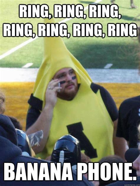 Banana Phone Meme - ring ring ring ring ring ring ring banana phone