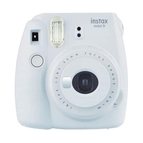 Kamera Fujifilm Mdl 9 jual fujifilm instax mini 9 kamera pocket white harga kualitas terjamin blibli