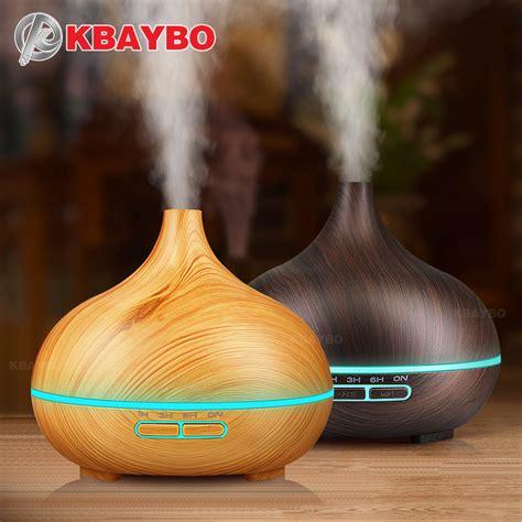 Diffuser Electric 300ml air humidifier essential diffuser aroma l