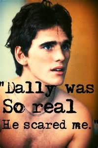 in an dallas novel in book 46 books best 25 ponyboy quotes ideas on stay gold