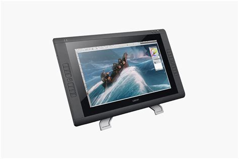 Cintiq Giveaway - cintiq 22hd 21 inch pen display tablet black dude shopping