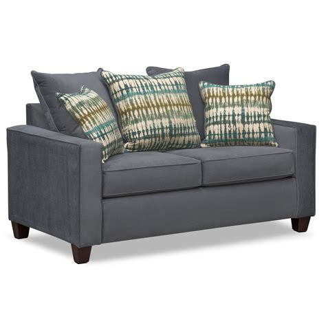 bryden innerspring sleeper sofa and loveseat set