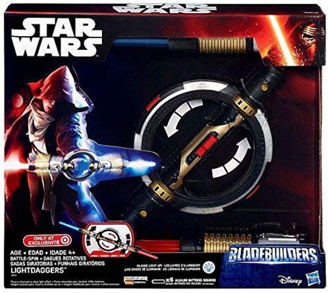 Pedang Wars Light Saber Lightsaber Lightdaggers wars electronic bladebuilders battle spin lightsaber light daggers wars http www