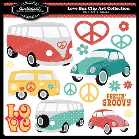 hippie volkswagen drawing vw love bus clip art volkswagen hippie peace love