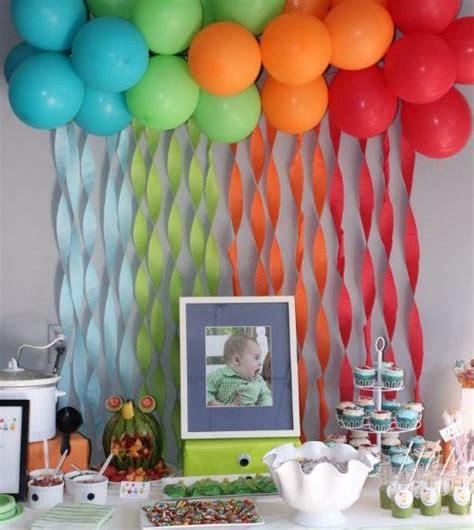 imagenes de cumpleaños decoracion decoracion de cumplea 241 os party ideas pinterest