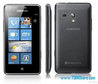 Memory Card 8gb Untuk Hp Samsung samsung omnia m windows phone kelas pemula bisa